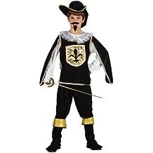 Boys Toys - Disfraz de halloween mosquetero para niño, talla M (EB-4040. M)
