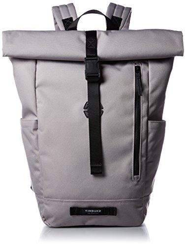 timbuk2-tuck-pack-sac-a-dos-pour-ordinateur-portable-netbook-et-gris-polyester-side-pocket