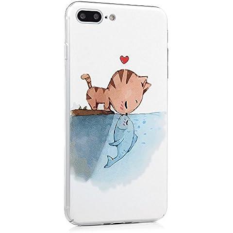 Custodia Huawei P8 Lite Pacyer® Transparente TPU case Gel Silicone Protettivo Skin Custodia Protettiva Shell Case Cover Per Huawei P8 Lite (3)