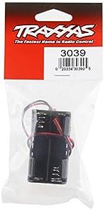 Traxxas 3039 - Soporte de batería para Coche (4 Celdas)
