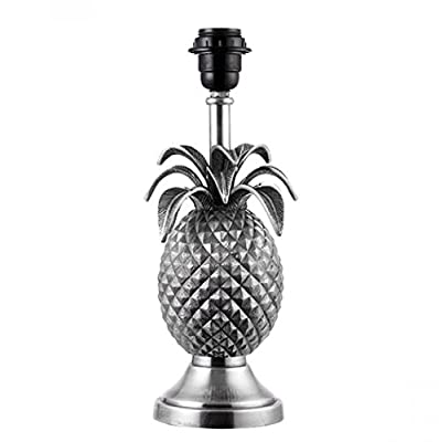Pineapple 1 Light Table Lamp Base by Endon