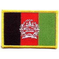 Flaggen Aufnäher Patch Afghanistan Fahne Flagge NEU