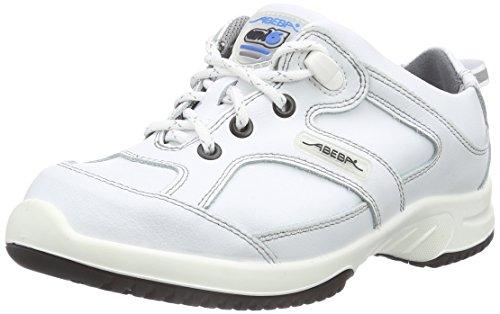 Proteq - Chaussures De Sécurité Uni6 1770 Chaussure Basse S2 Convient Pour La Cuisine Casquette En Acier, Scarpe Antinfortunistic Unisexe - Adulto Bianco (bianco)