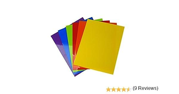 Multicolore Vaessen Creative Shrink Fogli A5 14.8x21x0.3 cm 12 unit/à