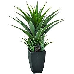 Planta artificial ágave 73 cm altura, Catral 74010010