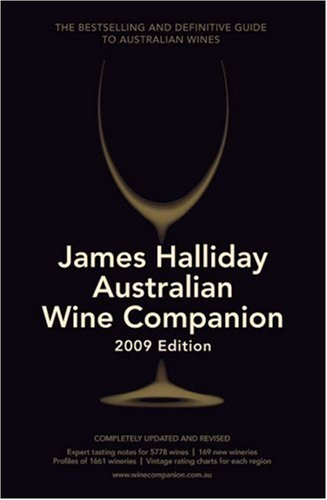 james-halliday-australian-wine-companion-2009-the-bestselling-and-definitive-guide-to-australian-win