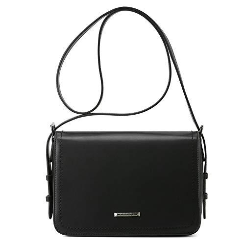 3688f12bbe68b ECOSUSI Tasche Damen Umhängetasche Mode Mädchen Schultertasche Messenger  Bag Quadratische Tasche.
