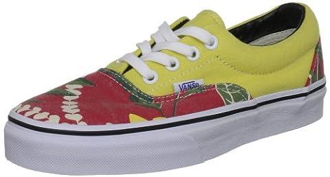 Vans Era VQFK7SU, Unisex - Erwachsene Skateboardschuhe, Rot (Hawaiian/Red), 44,5 EU / 10 UK