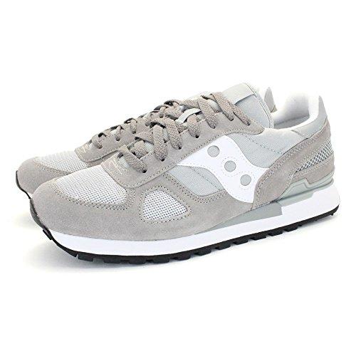 Saucony Shadow Original, Sneakers basses homme Grigio/bianco