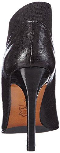 Paco Gil P2909, Bottes femme Noir - Noir