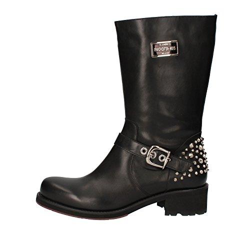 cesare-paciotti-4us-stivali-donna-41-eu-nero-pelle-camoscio-ae462