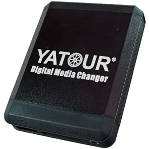 USB SD AUX MP3 Adaptador + Bluetooth Manos libres para Toyota