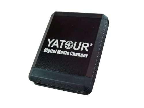 USB SD AUX MP3 Adaptador + Bluetooth manos libres para Citroën y Peugeot