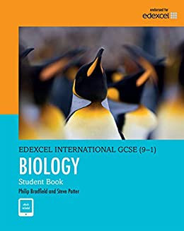 Pearson Edexcel International GCSE (9-1) Biology Student Book ...