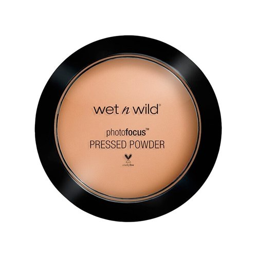 (3 Pack) WET N WILD Photo Focus Pressed Powder - Golden Tan (Powder-cover-girl Pressed)