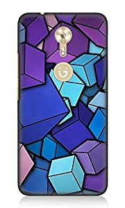 Gionee A1 Printed back cover by swank the new swag