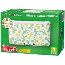 Nintendo 3DS - Consola XL (Edición Especial Limitada Luigi)