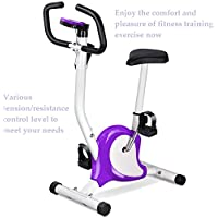 Popamazing Professional 4 Season Home Exercise Bike Fitness Cardio in Muticolor-Let's Take Exercise