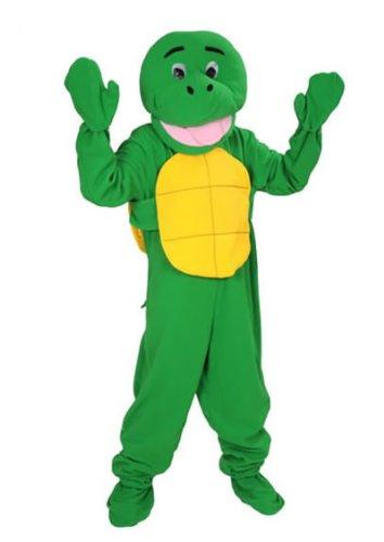 Schildkröte Kostüm Einheitsgrösse L - XL Fasching Karneval - Für Erwachsene Schildkröten Kostüm
