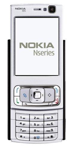 Nokia N95 Argento