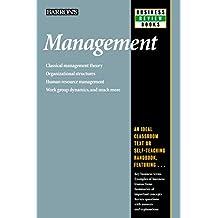 Management (Barron's Business Review Books)