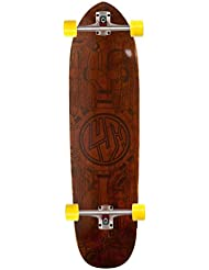 Lush Complete-Longboard Machine 3d, 11325