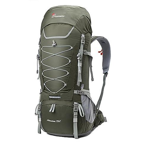 Sac A Dos 70 Litres - Mountaintop 75L Sac a dos randonnée/Etanche sac