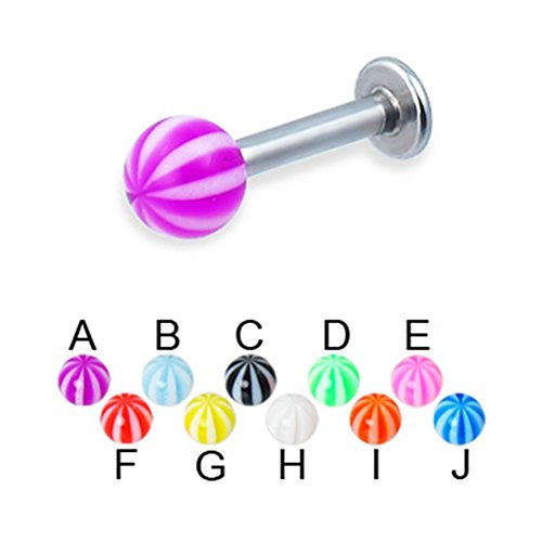 2GA, Ball Größe: 1/10,2cm (6) (12 Beach-ball)