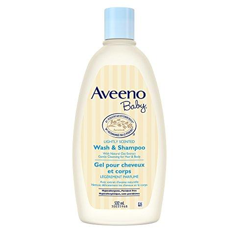Aveeno Baby-Waschshampoo, 532 - Baby-shampoo-lotion