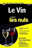 Le Vin pour les Nuls poche, 3e édition