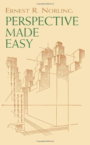 Perspective Made Easy (Dover Art Instruction) (Edition unknown) by Ernest R. Norling [Paperback(1999¡ê?]