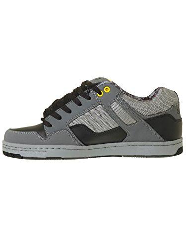 DVS Enduro 125 Black/Grey Leather Nubuck Deegan Black/Grey Leather Nubuck Deegan