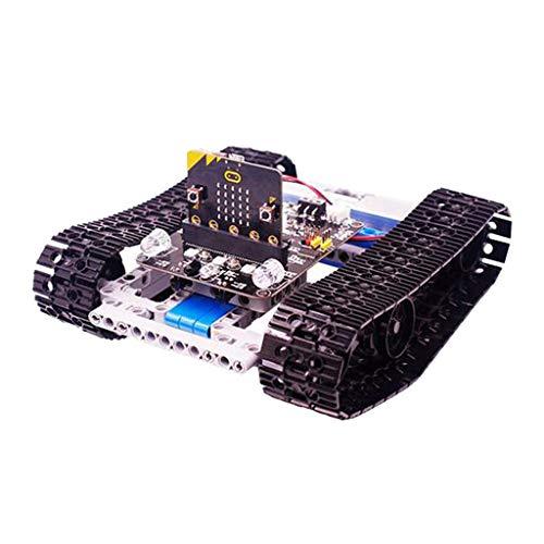 perfeclan Kit di Micro Scheda Espansione Motore Telecomando Pista Corsa Robot Veicolo - Multicolore B