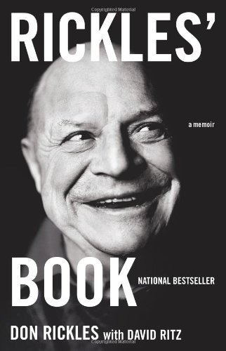Rickles' Book: A Memoir by Don Rickles(2008-06-03)