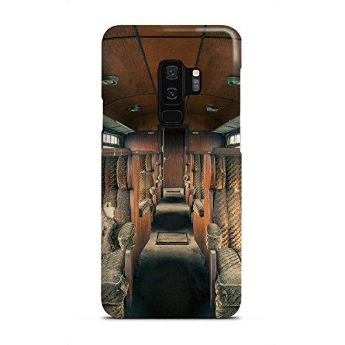 artboxONE Samsung Galaxy S9 Plus Premium-Case Handyhülle Holzklasse von Michael Schwan