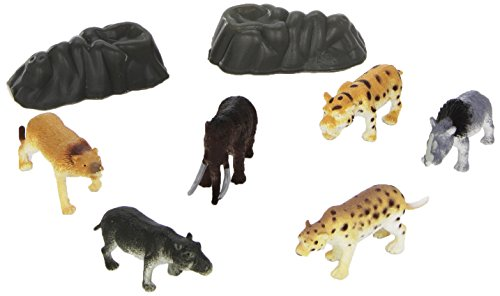 GEOWORLD CL447K - Ice Age to Go, Travel Kit - Go Go Animali Set