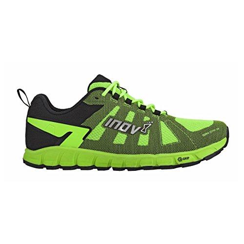 Inov-8, Scarpe da Trail Running Uomo Verde Green/Black, Verde (Green/Black), 38 2/3 EU