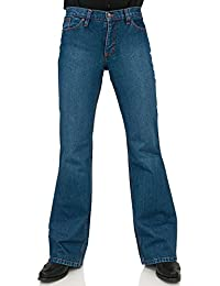 Bootcut Jeans Schlaghose Star Paradise