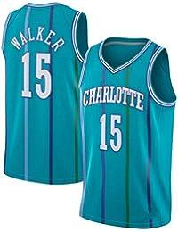 CRBsports Kemba Walker, Jersey De Baloncesto, Hornets, Edición De Iconos, Nueva Tela