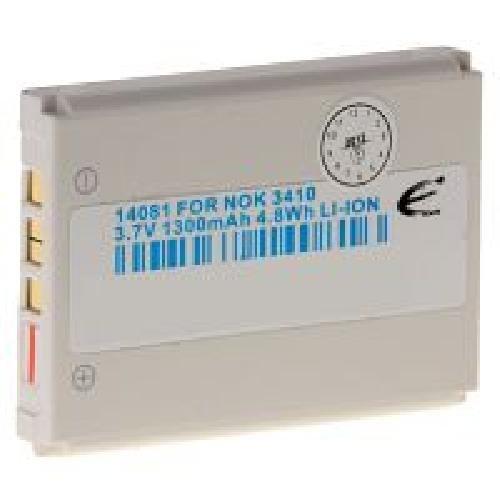 Preisvergleich Produktbild Helos Akku Nokia (entspr. BLC-2) Li-Ion, 1300 mAh für 3310, 3315, 3330, 3360, 3390, 3410, 3510, 3510i, 5510, 6800, 6810