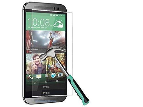 HTC 626g plus High Quality Tempered Glass / Transparent Screen Protector by Aalika
