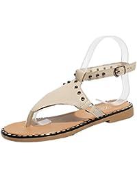 Suchergebnis auf für: brautschuhe flach Sandalen