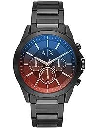 Armani Exchange Analog Black Dial Men's Watch - AX2615