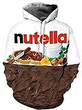 ocean plus homme sweat-shirt à capuche manches longues hoodie 3d graphiques avec un de poche