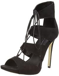 New Look Quantus - Zapatos de Tacón para mujer, color negro