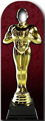 Star Cutouts Pappaufsteller von Award Statue APHRODITE