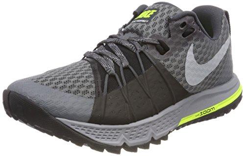 Nike Gore Tex (Nike Damen WMNS AIR Zoom Wildhorse 4 Laufschuhe Grau Foncé/Noir/discret/gris Loup, 37.5 EU)