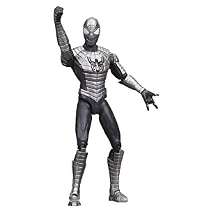 Marvel Legends Series Armored Spider-Man (9,5 cm) 2