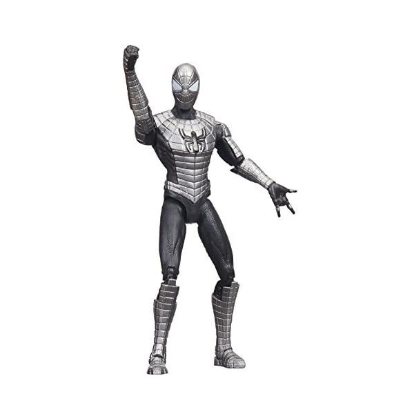 Marvel Legends Series Armored Spider-Man (9,5 cm) 1