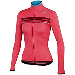 Sportful Allure Therm, cor vermelha, tamanho L